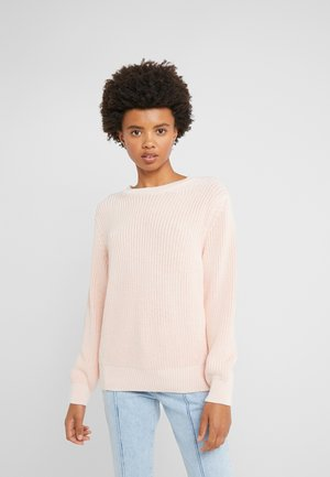 Jumper - soft pink