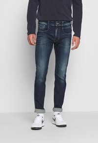 Replay - ANBASS AGED - Jeans slim fit - dark blue - 0