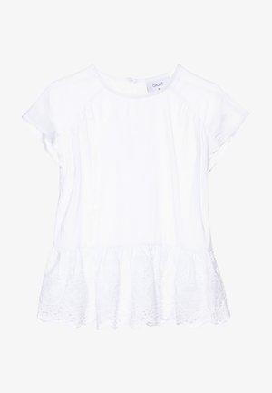 ANNEBETH - Blusa - white