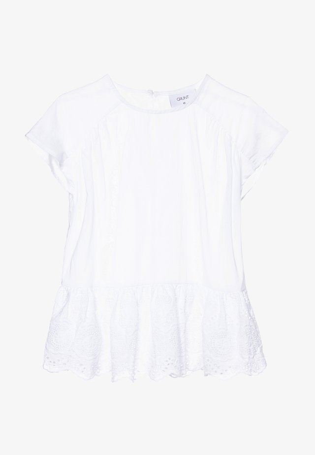 ANNEBETH - Blouse - white