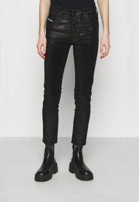 Diesel - BABHILA-SP6 - Slim fit jeans - black - 0