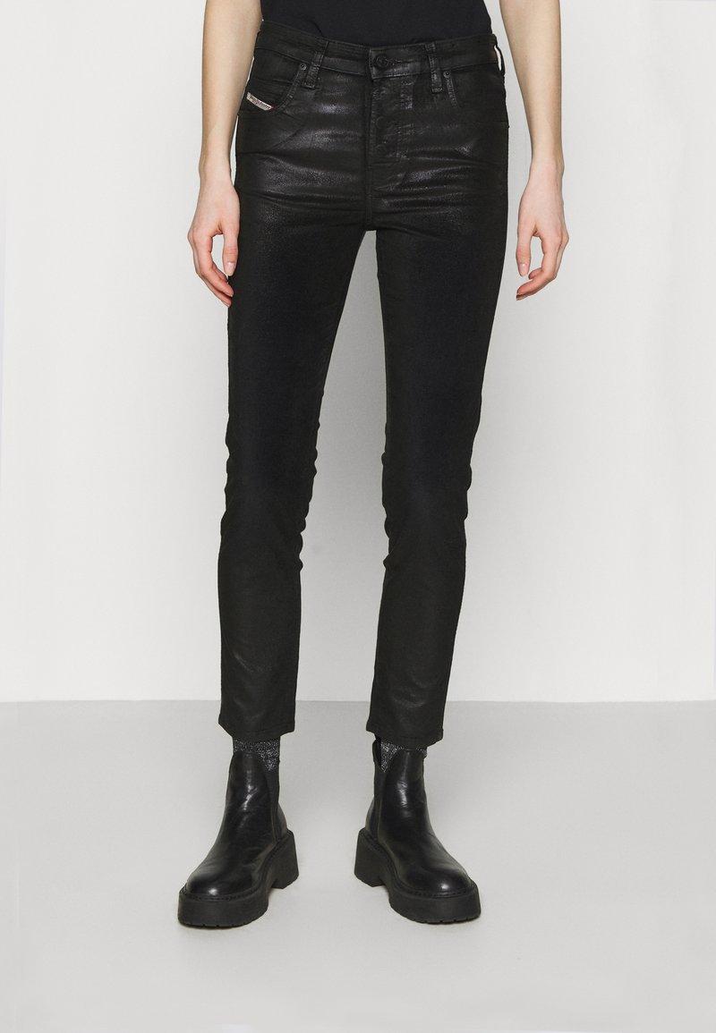 Diesel - BABHILA-SP6 - Slim fit jeans - black