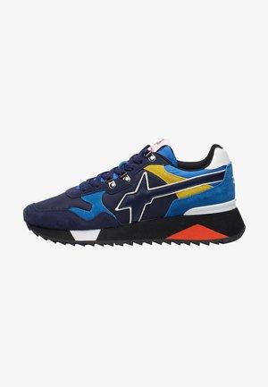 YAK-M - Sneakers basse - blau