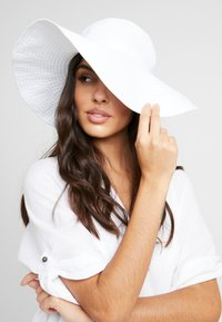 Seafolly - LIZZY - Hat - white - 1