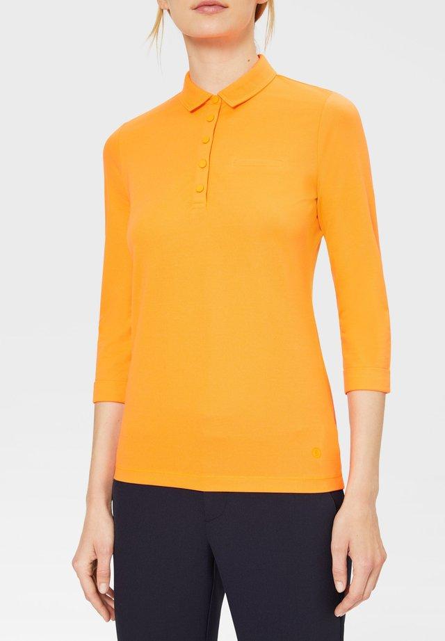 TIMEA - Polo - orange
