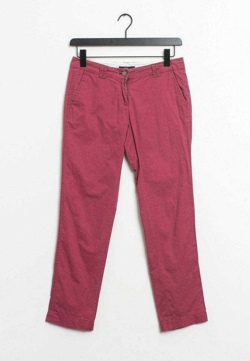 zero - Chinos - pink