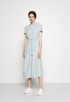 Maxi dress - chambray