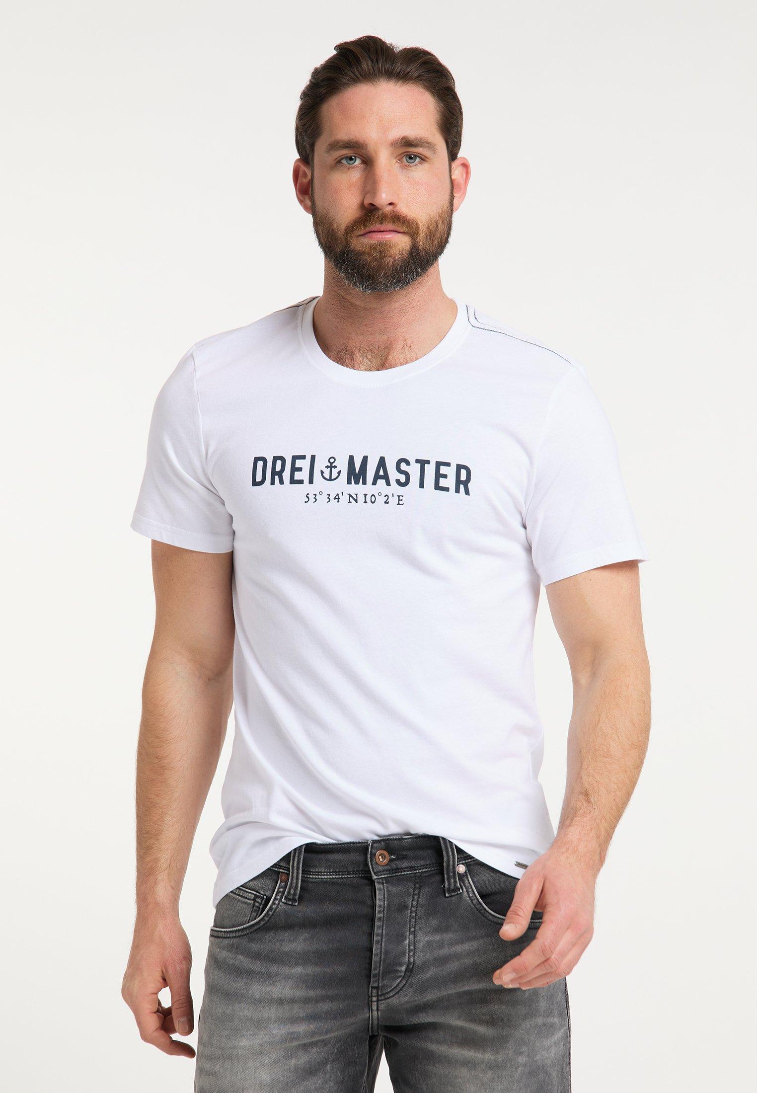 Homme DREIMASTER T-SHIRT - T-shirt imprimé