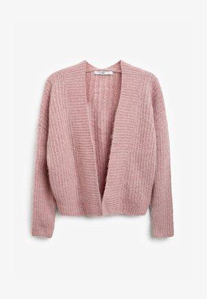 LOFTY EDGE TO EDGE  - Cardigan - pink
