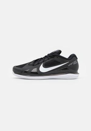 AIR ZOOM VAPOR PRO CPT - Clay court tennis shoes - black/white