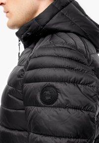 s.Oliver - LANGARM - Light jacket - black - 3