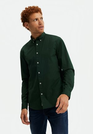Shirt - dark green