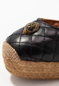 Kurt Geiger London - KARMEN - High heeled sandals - black - 2