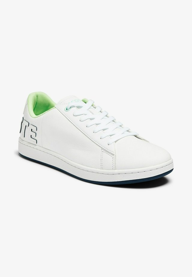 Sneakers laag - wht/nvy