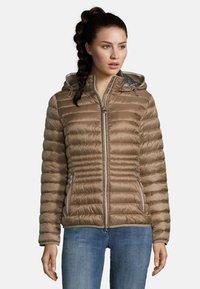 Betty Barclay - MIT STEHKRAGEN - Winter jacket - classic bronze - 2