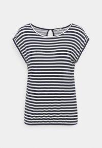 TOM TAILOR - Print T-shirt - navy - 0