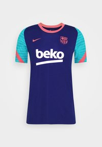 Nike Performance - FC BARCELONA  - Equipación de clubes - deep royal blue/light fusion red - 4