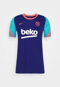 FC BARCELONA  - Pelipaita - deep royal blue/light fusion red