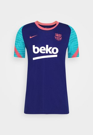 FC BARCELONA  - Equipación de clubes - deep royal blue/light fusion red