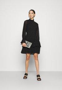 ONLY - ONLSANNA DRESS - Cocktail dress / Party dress - black - 1