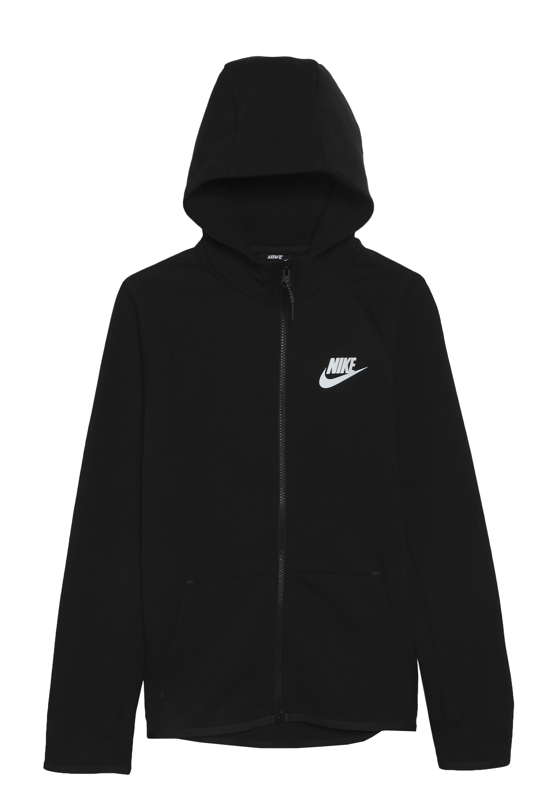 Nike Sportswear TECH FLEECE ESSENTIALS Hettejakke black