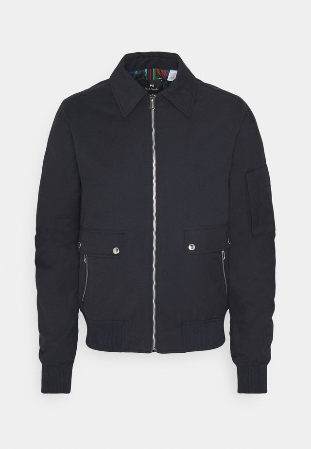 JACKET - Bomber bunda - dark blue