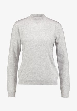 JAZEE - Maglione - mottled light grey