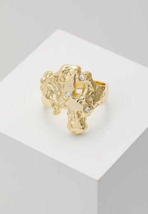 FEELINGS OF LA - Ring - gold-coloured