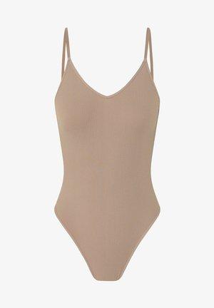 STRAPPY SEAMLESS - Body - beige