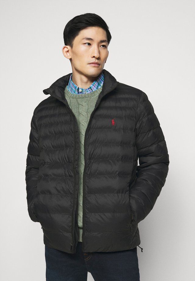 TERRA - Winter jacket - black