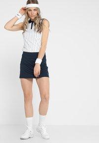 Fila - SKORT SHIVA - Sportovní sukně - blue - 1