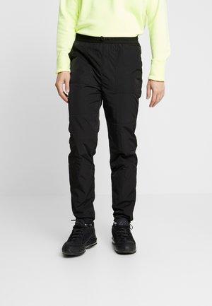 JOHNSON - Trousers - black