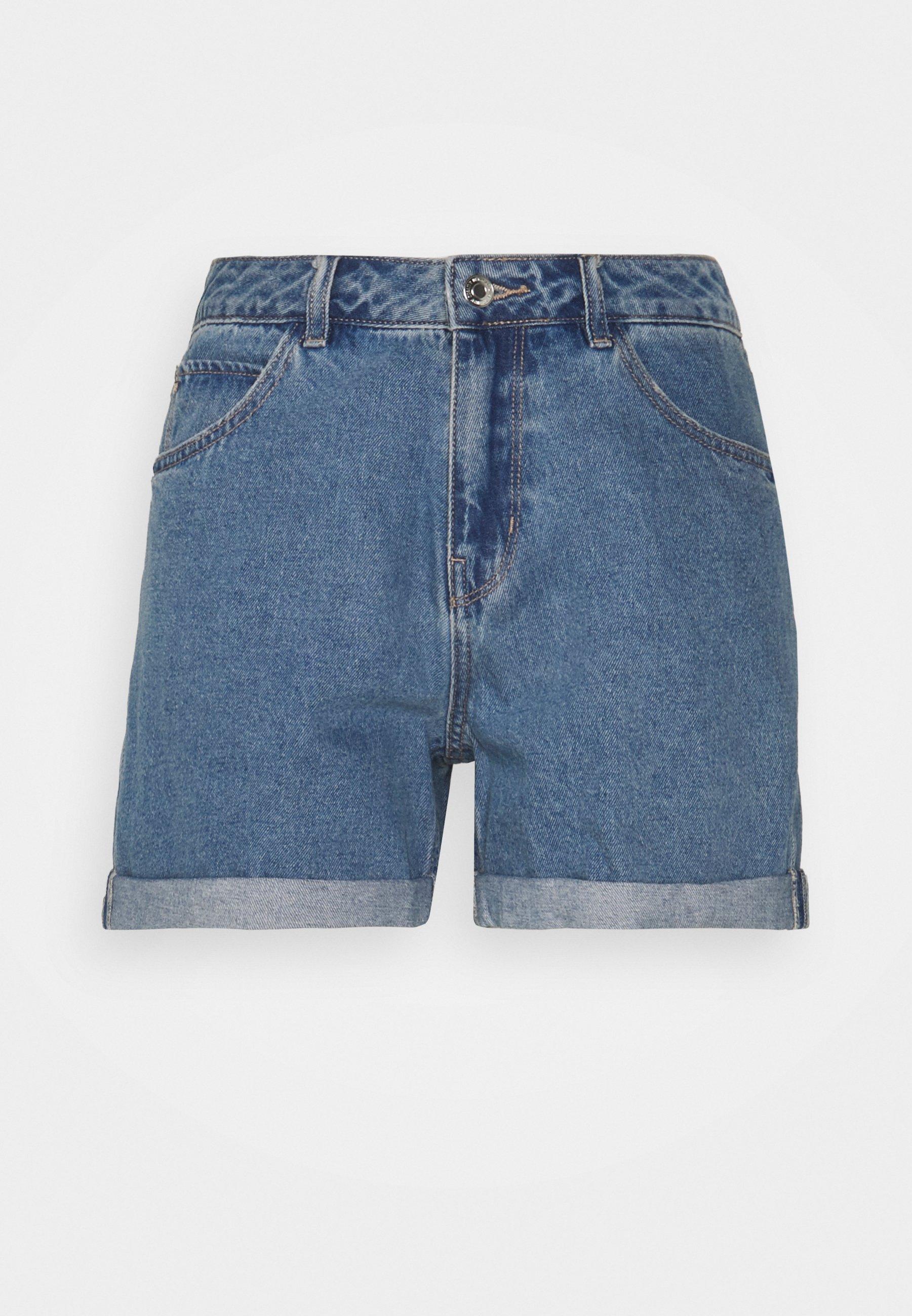 Femme VMNINETEEN MIX - Short en jean