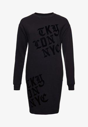 CITY NEW YORK  - Day dress - black