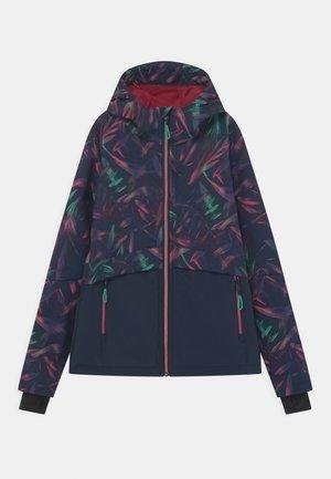 KOW - Soft shell jacket - marine