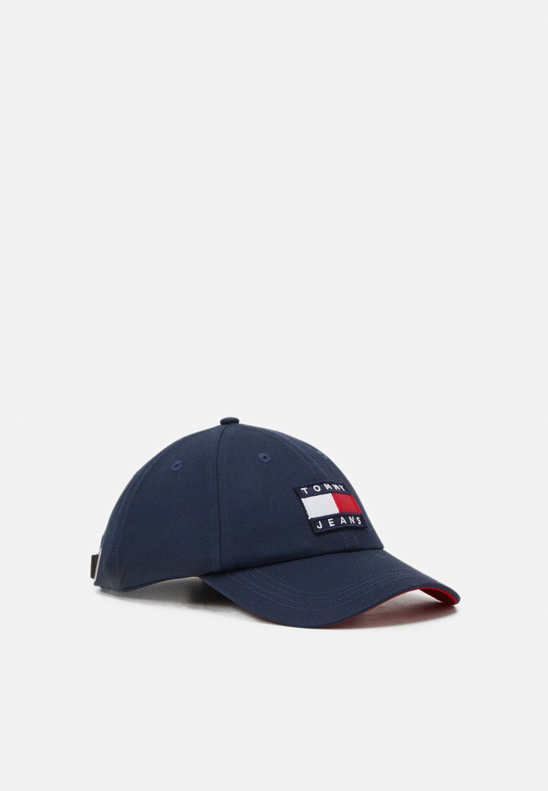 Tommy Jeans - TJM HERITAGE CAP UNISEX - Keps - blue