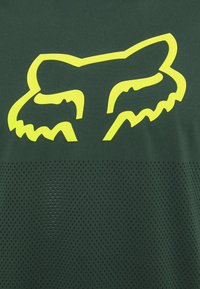 Fox Racing - RANGER FOXHEAD  - Triko spotiskem - green - 6