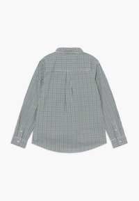 Benetton - Shirt - white/green/blue - 1