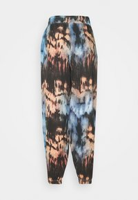 Missguided - TIE DYE OVERSIZEDBALLOON JOGGERS - Tracksuit bottoms - multi - 1