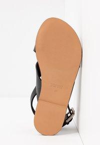 Esprit - KEOPE  - Sandals - black - 6