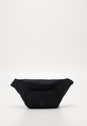 KALORI CROSSBODY BAG - Ledvinka - black