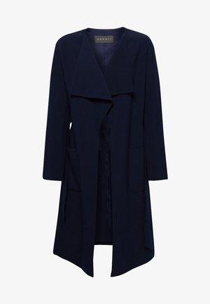 Wollmantel/klassischer Mantel - dark blue