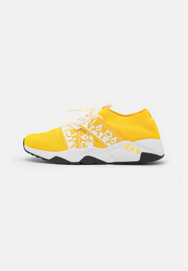 LEAF - Sneakers laag - freesia yellow