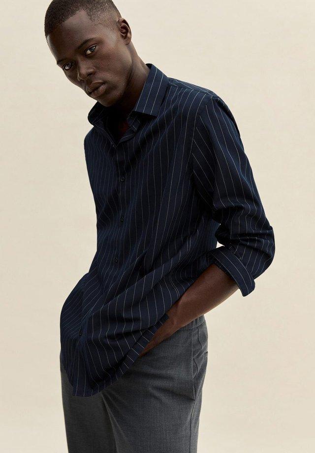 ATA - Koszula - dunkles marineblau