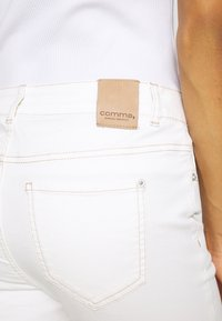 comma casual identity - Slim fit jeans - beige - 5