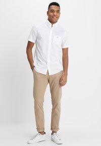 GANT - BROADCLOTH - Camicia - white - 1
