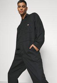 Dickies - HAUGHTON - Overall / Jumpsuit /Buksedragter - black - 3