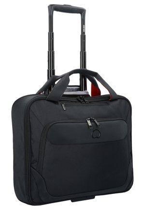 PARVIS 2-ROLLEN BUSINESS LAPTOPFACH - Luggage - schwarz