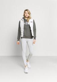 The North Face - DREW PEAK HOODIE - Sweatshirt - medium grey heather - 1