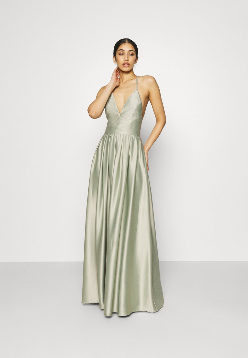 Nly by Nelly - FABULOUS BALL GOWN - Occasion wear - pistachio